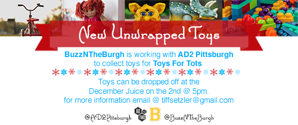 Toys For Tots | BuzzNTheBurgh