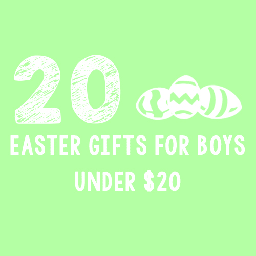 20 Easter Gifts For Boys - Under $20 | TSetzler.Wordpress.com
