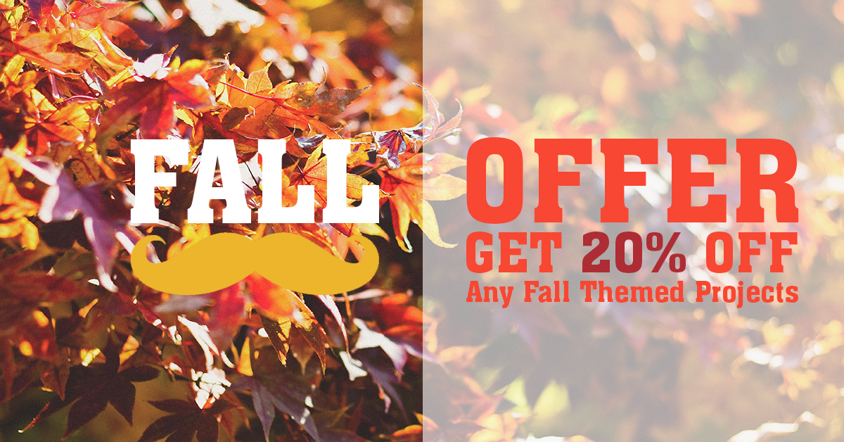 Fall Offer | TSetzlerDesigns