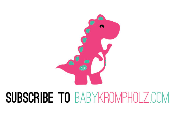 Subscribe to Baby Krompholz | BabyKrompholz.com