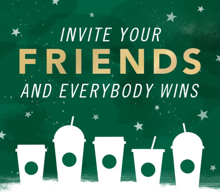 Turn Stars Into Drinks! Starbucks
