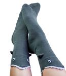 Shark Eating Socks
