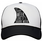 Shark Week Hat