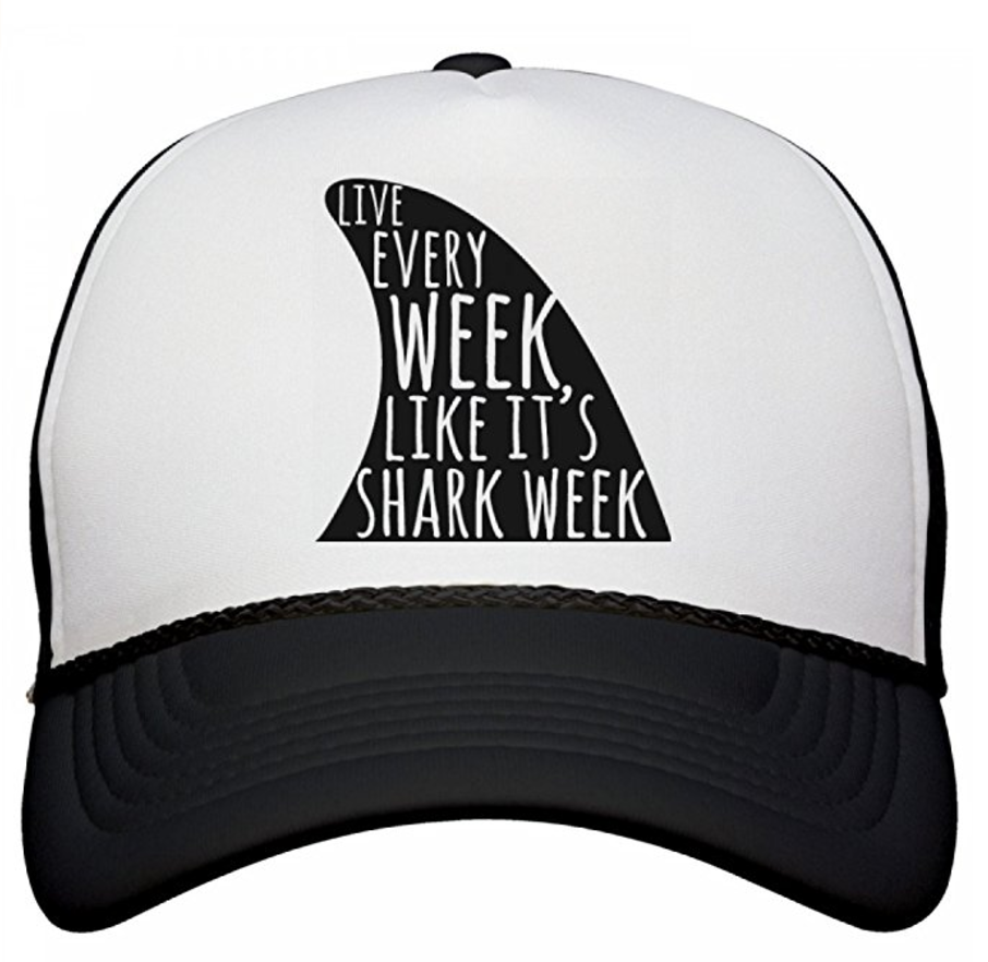 Shark Week Hat