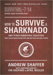 How to Survive a Sharknado Book!