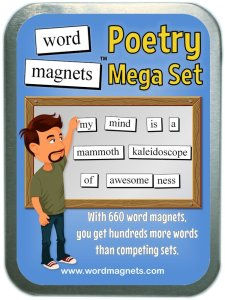 Poetry Magnets